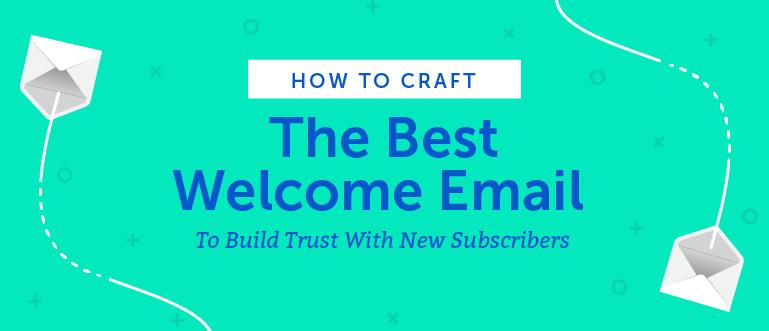 pozdravni email