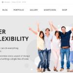 Markov sajt - WordPress